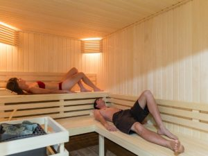 camping sauna près des sables d'olonne