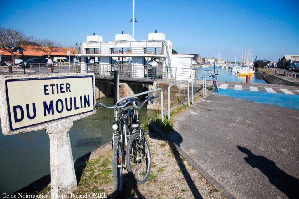 Ile de Noirmoutier - le port