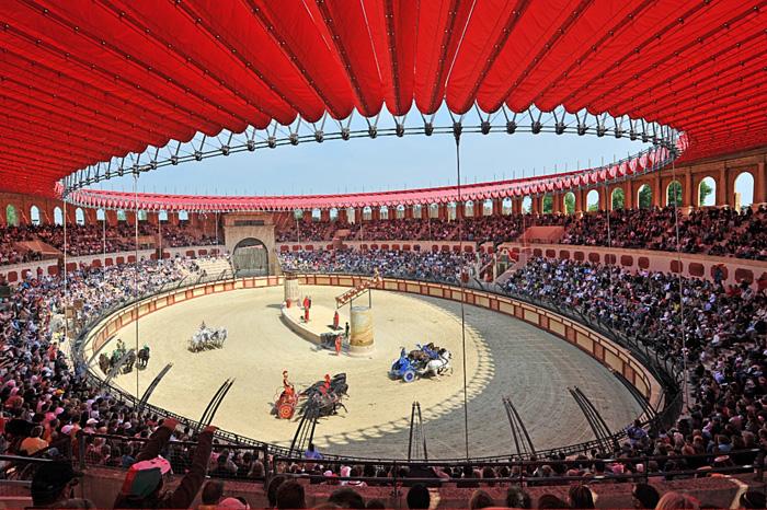 Stadium - Puy du Fou®