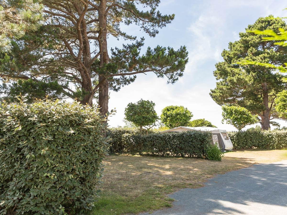 emplacement standard camping vendée