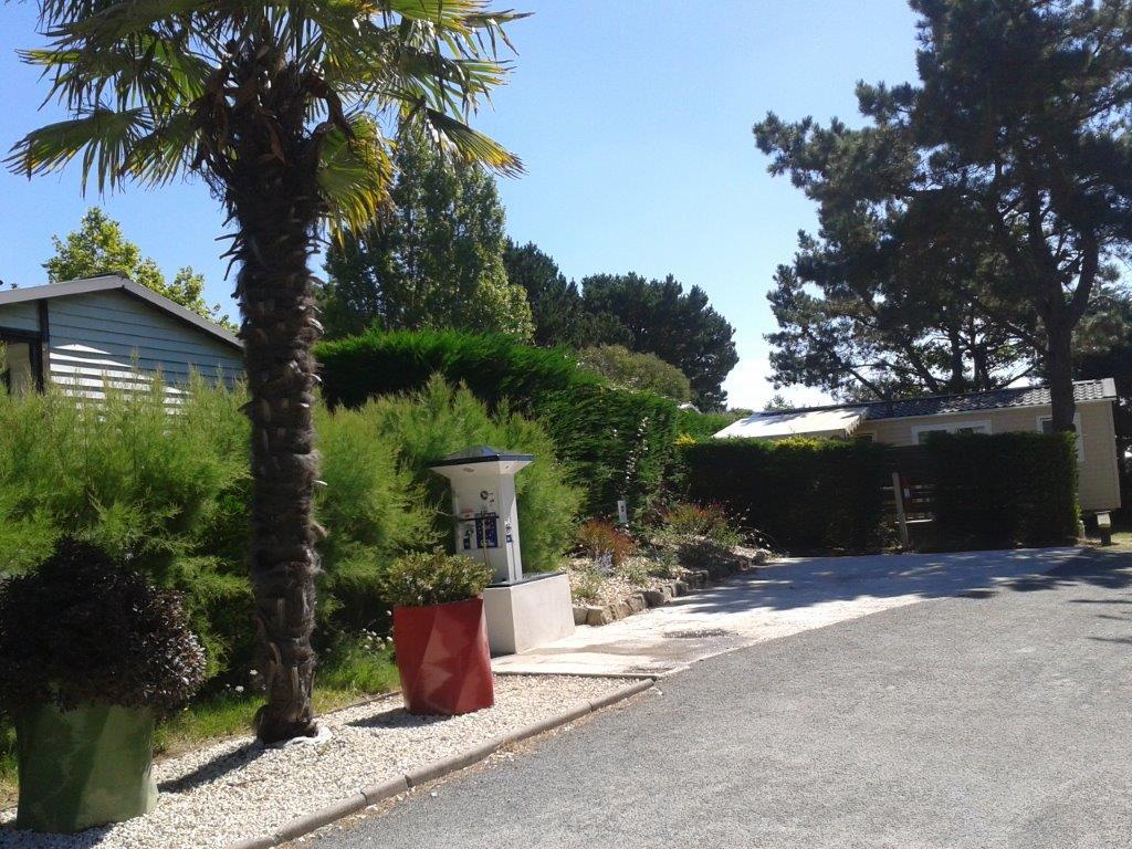 emplacements spacieux camping-car Vendée