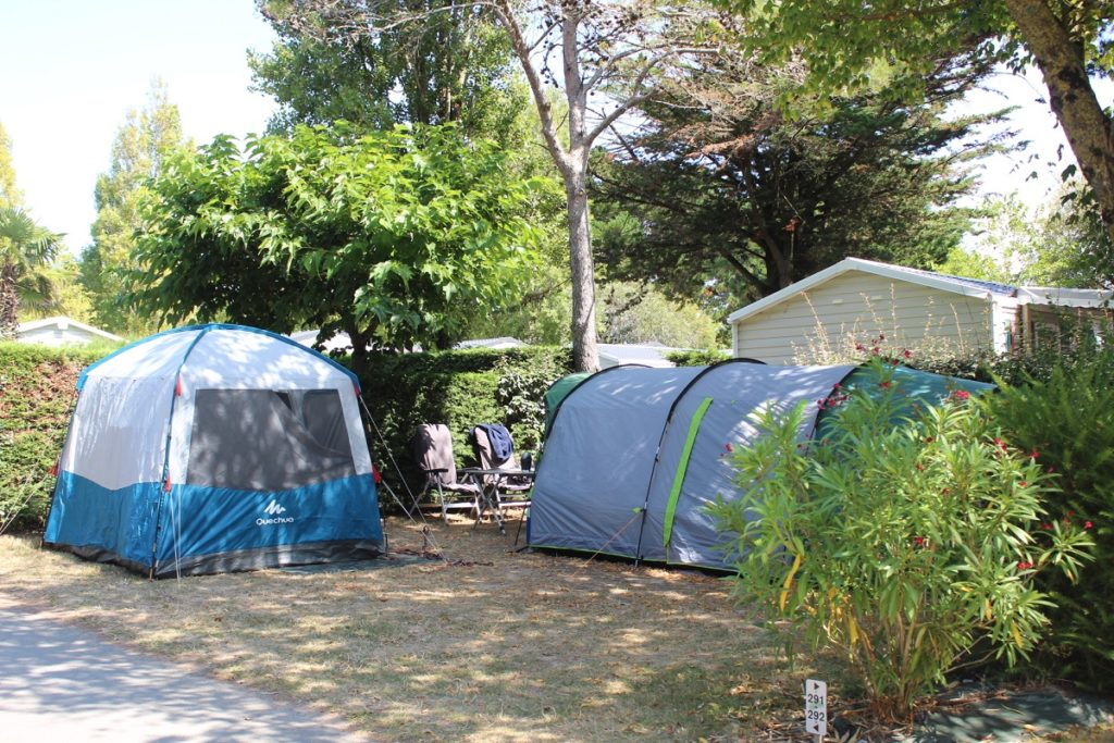 2* camping pitch